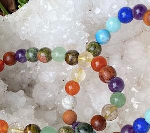 bracelet energetique d'intention artisanal